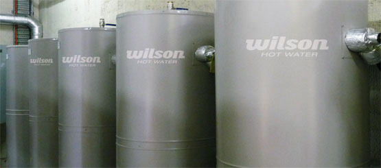 Wilson Hot Water :: Commercial :: Case Study