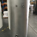 200 Litre Chilled Water Buffer Vessel Prior To Casing