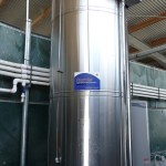 2000 Litre Stainless Steel Dairy Heater