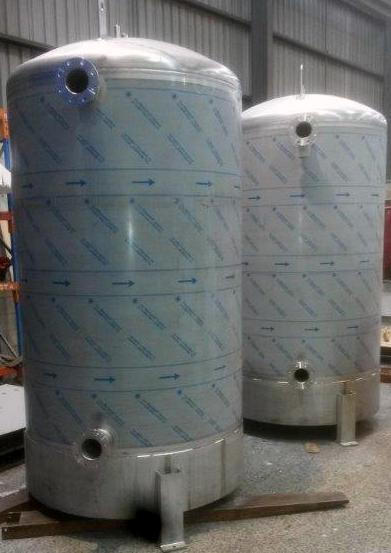 3000 L Chilled Water Buffer Tanks Wilson Hot Water