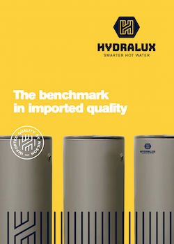 Hydralux Thermal Storage vessel